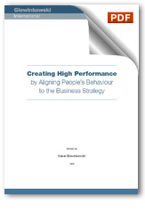 Creating High Performance
