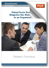 Focus Groups in Research